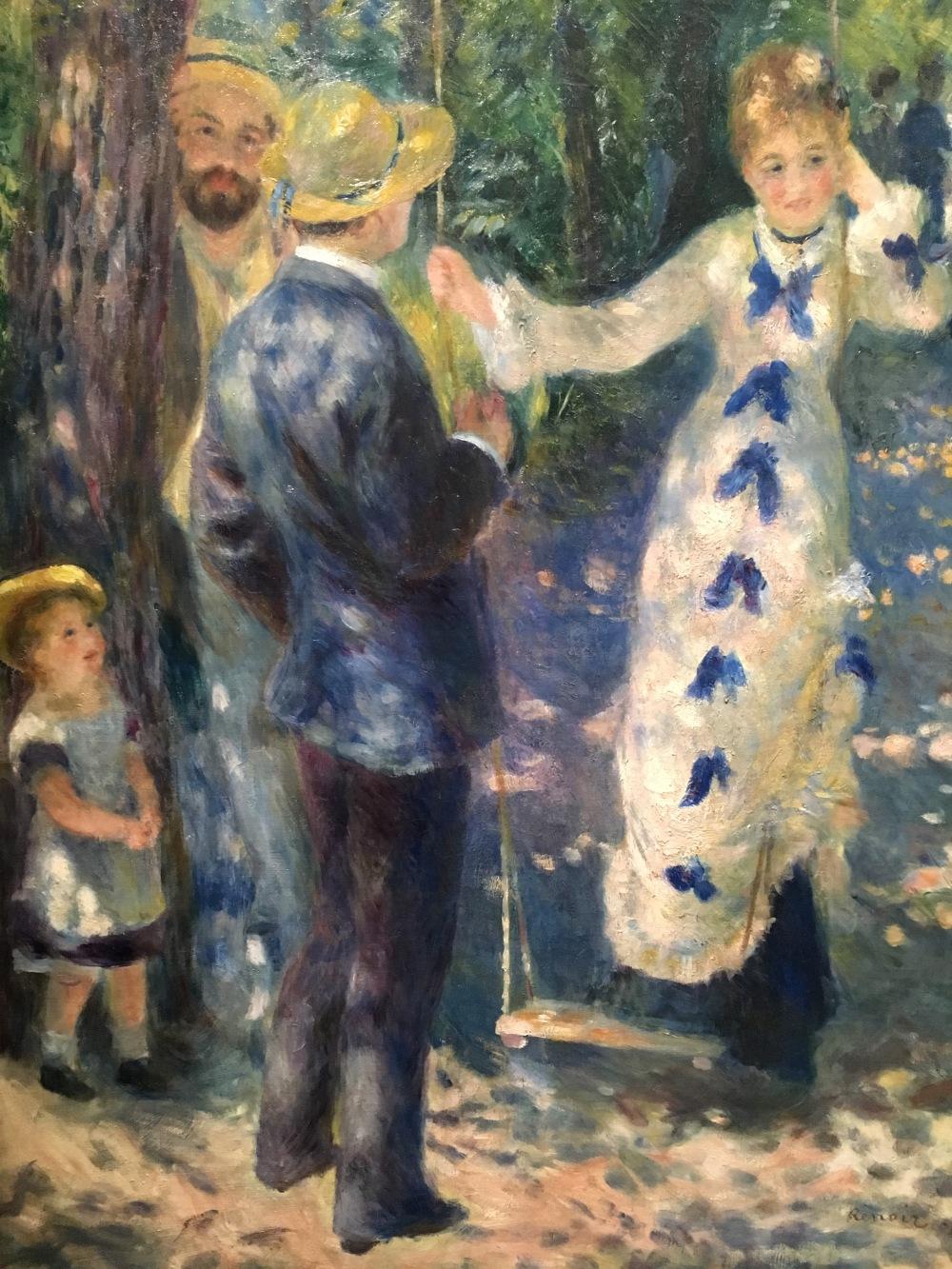 renoir-painting-the-swing-painted-in-gardens-at-12-rue-cortot