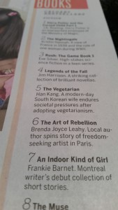 Art of Rebellion Calgary Herald